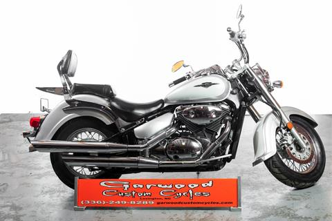 2007 Suzuki Boulevard C50 in Lexington, North Carolina