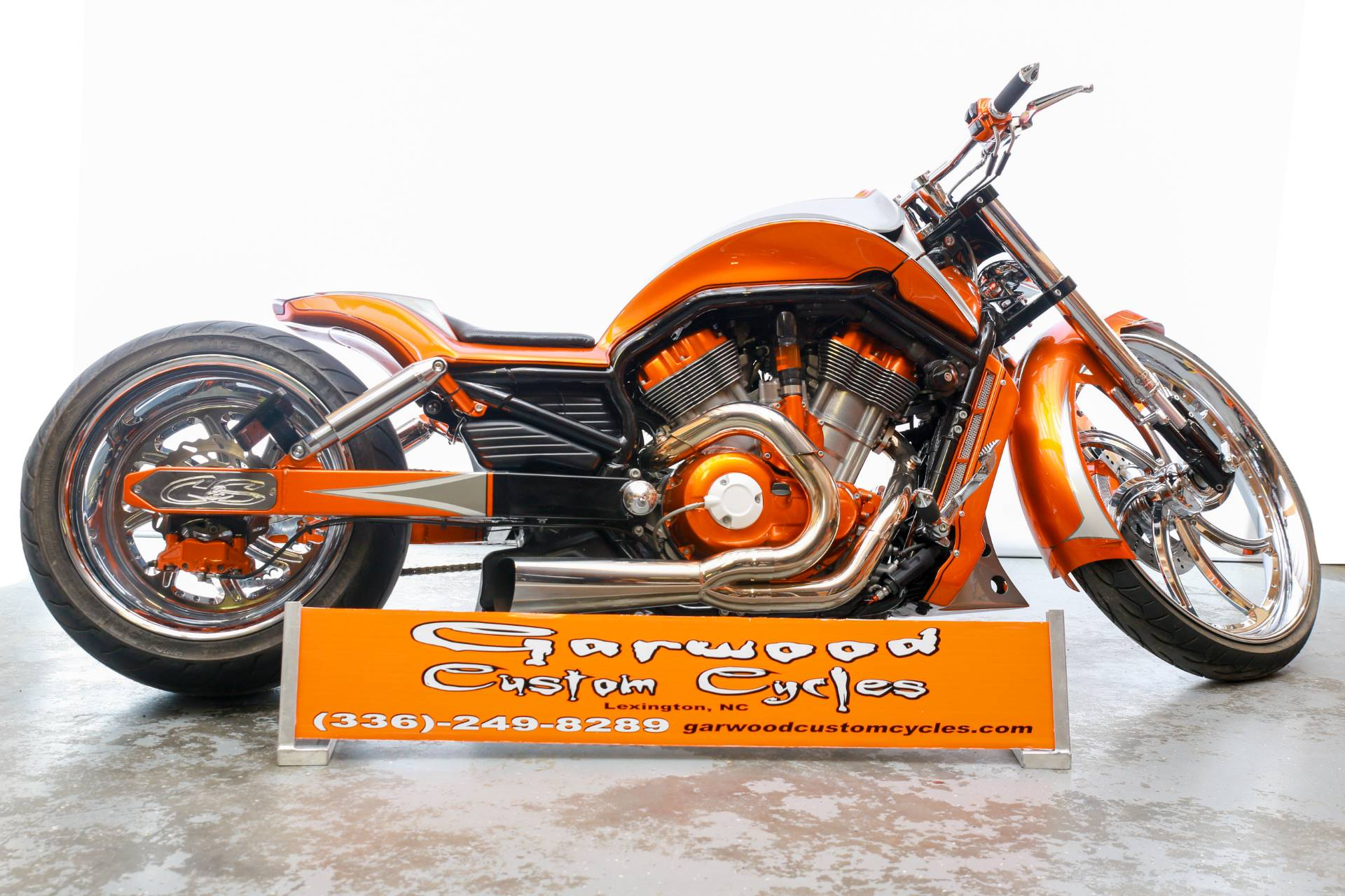 2013 Harley Davidson V-ROD MUSCLE in Lexington, North Carolina - Photo 1
