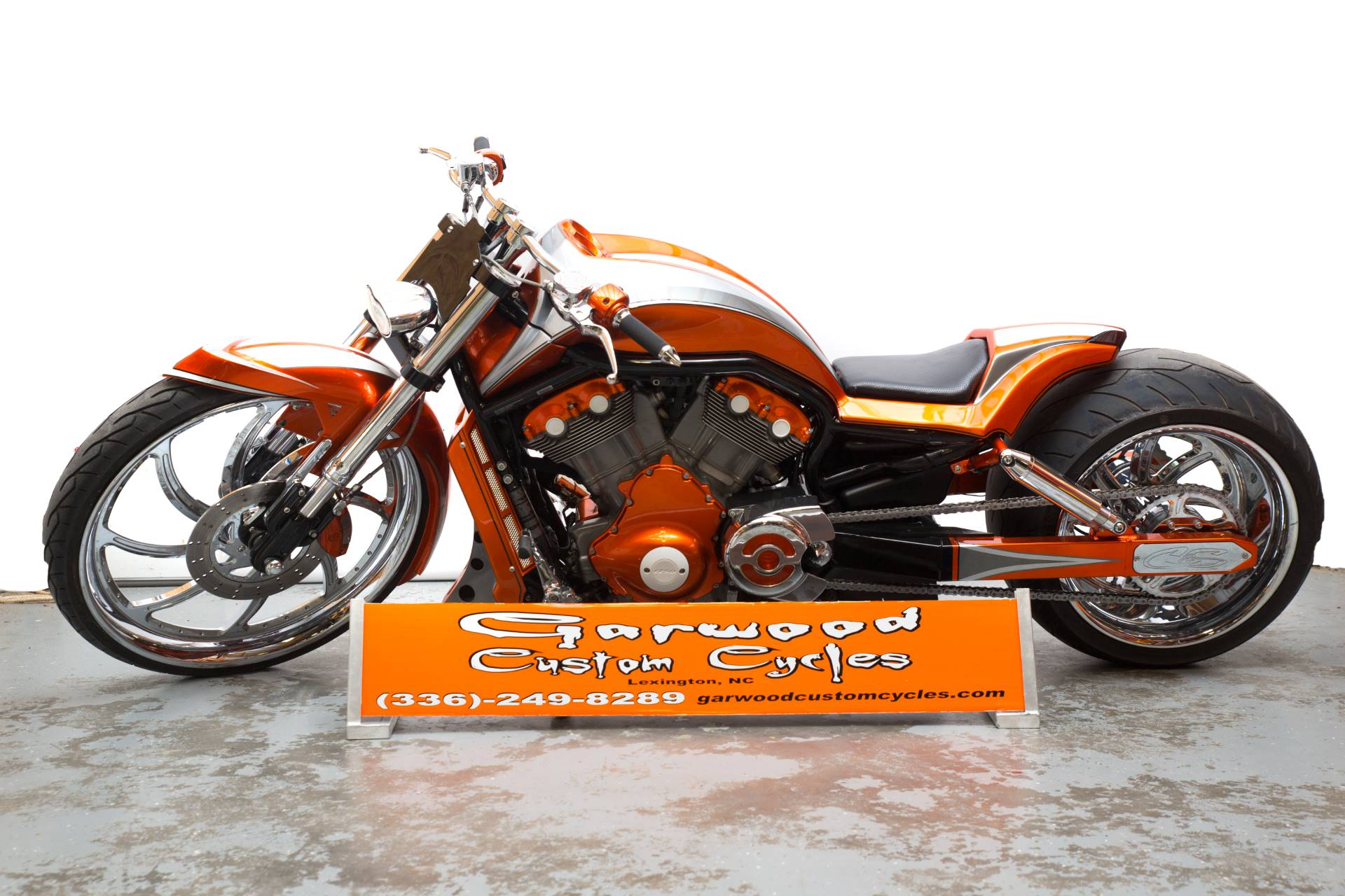 2013 Harley Davidson V-ROD MUSCLE in Lexington, North Carolina - Photo 2