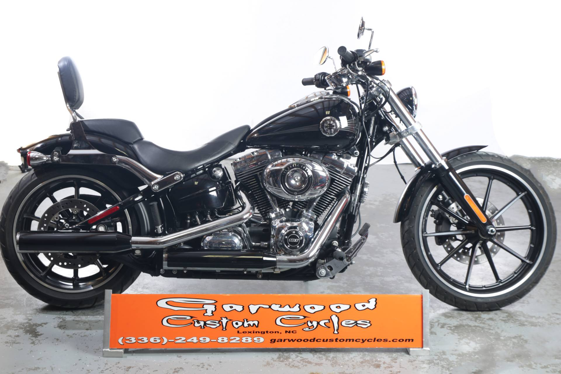 2015 Harley Davidson FXSB in Lexington, North Carolina - Photo 1