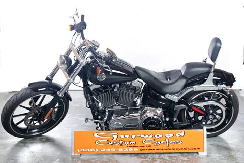 2015 Harley Davidson FXSB in Lexington, North Carolina - Photo 5