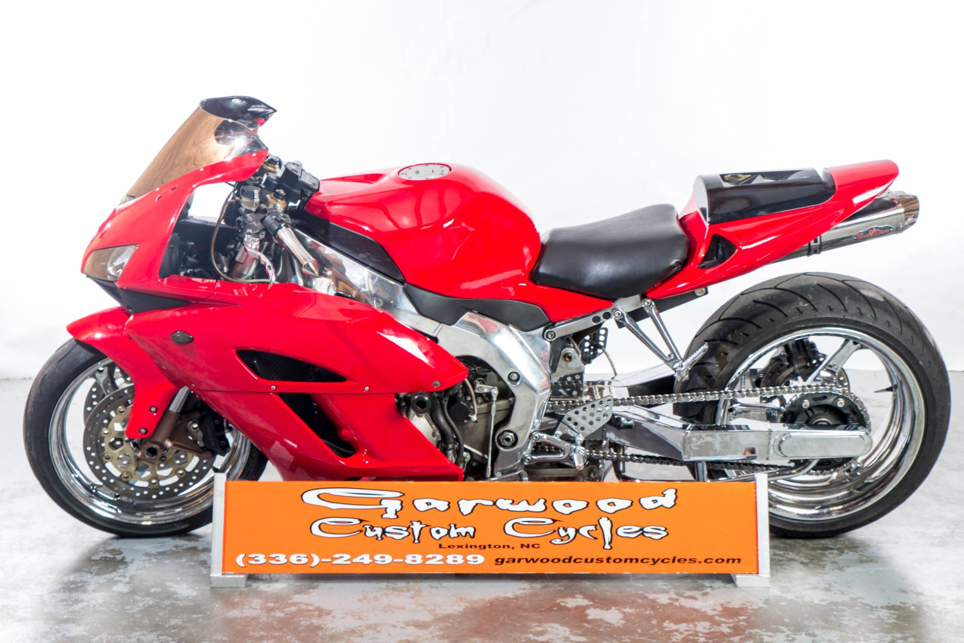 2004 Honda CBR-1000R in Lexington, North Carolina - Photo 5