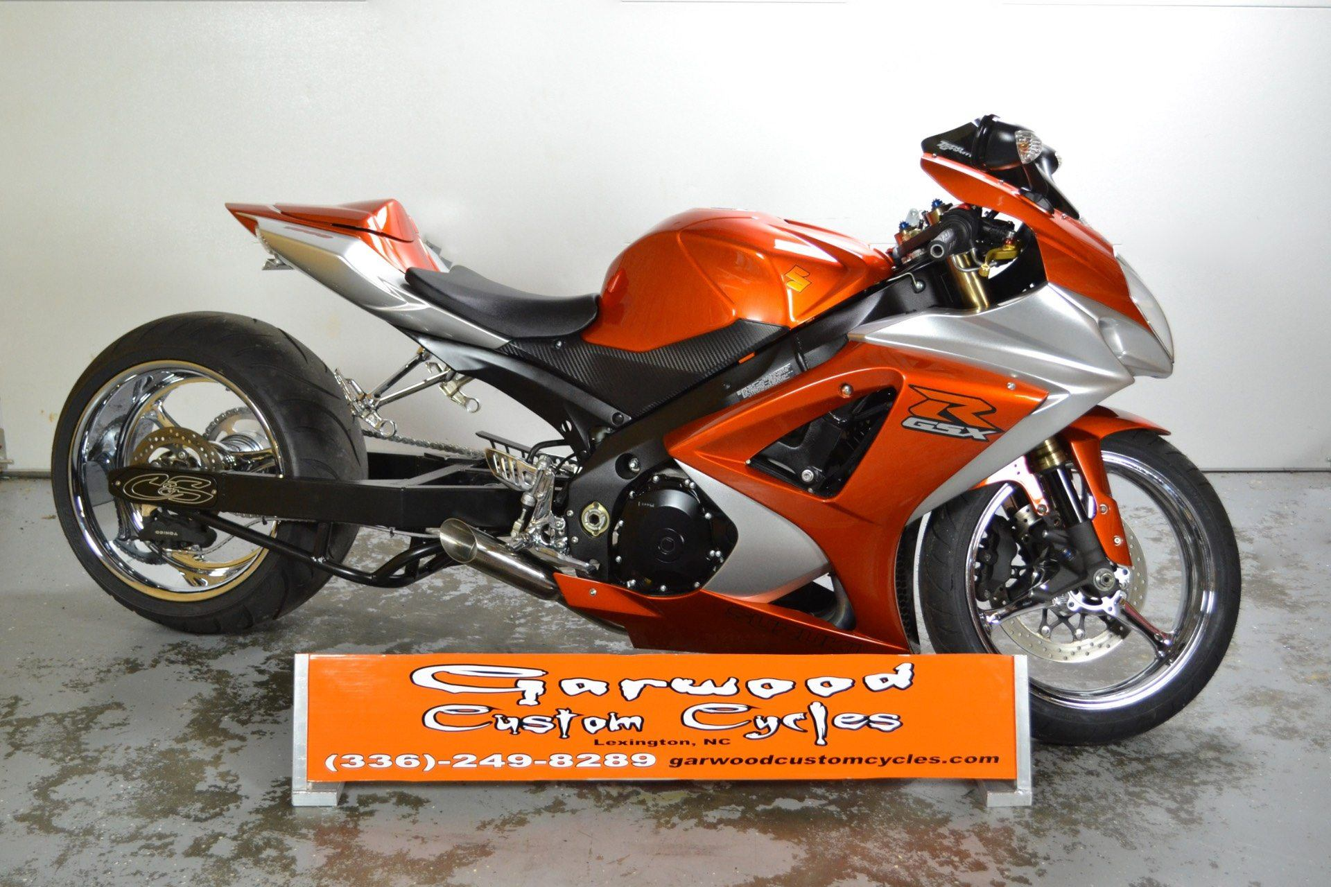 2007 Suzuki GSX-R1000 in Lexington, North Carolina