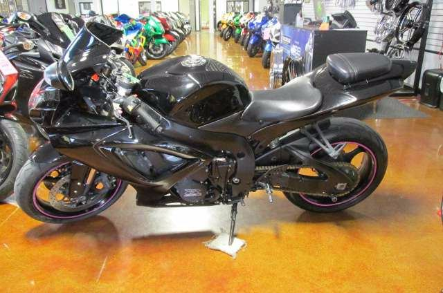 2007 Suzuki GSX-R600™ in Lexington, North Carolina
