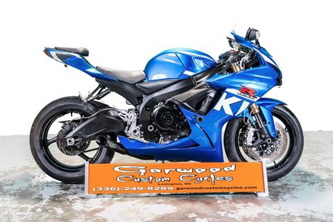 2014 Suzuki GSXR-750 in Lexington, North Carolina - Photo 1