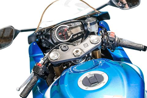 2014 Suzuki GSXR-750 in Lexington, North Carolina - Photo 2