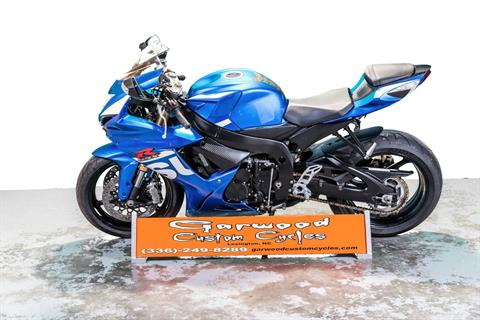 2014 Suzuki GSXR-750 in Lexington, North Carolina - Photo 5