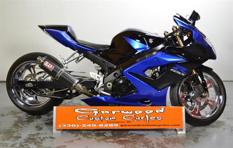 2005 Suzuki GSXR-1000 in Lexington, North Carolina