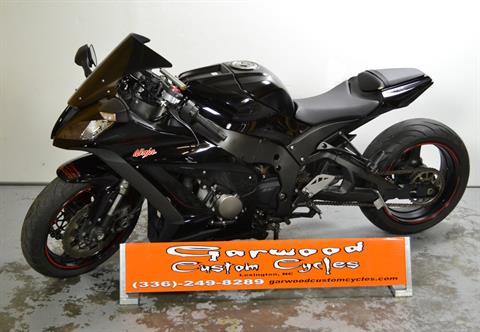 2011 Kawasaki ZX-10 in Lexington, North Carolina