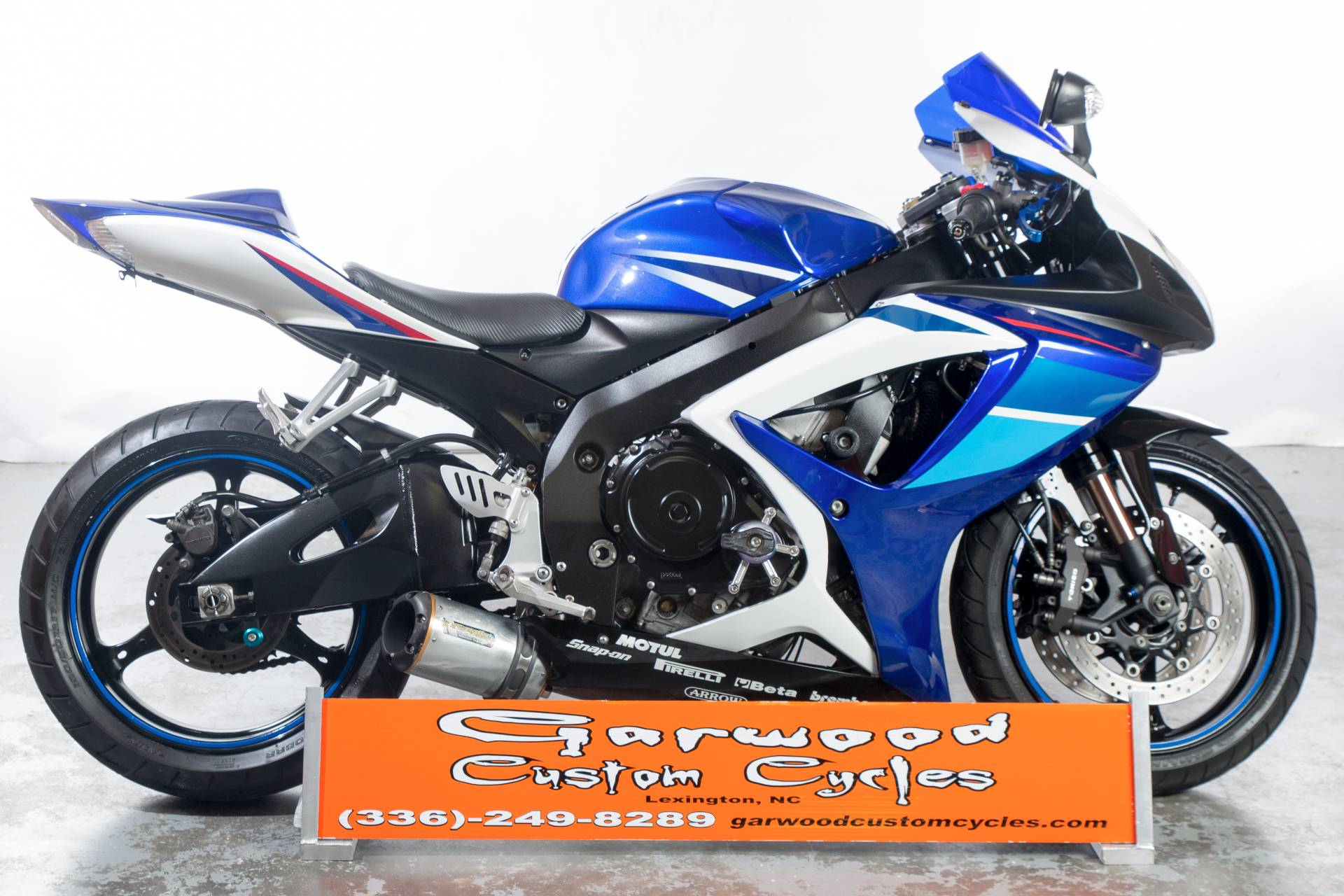 Suzuki Gsxr 750 >> 2007 Suzuki Gsxr 750 In Lexington North Carolina