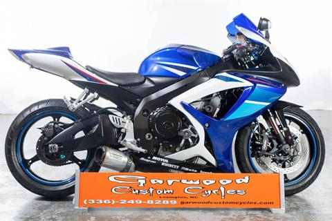 2007 Suzuki GSXR-750 in Lexington, North Carolina - Photo 1