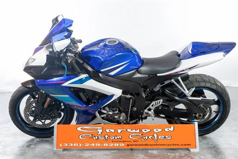 2007 Suzuki GSXR-750 in Lexington, North Carolina - Photo 5