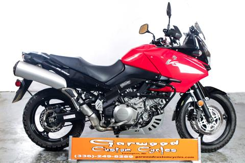 2012 Suzuki V-Strom 1000 in Lexington, North Carolina