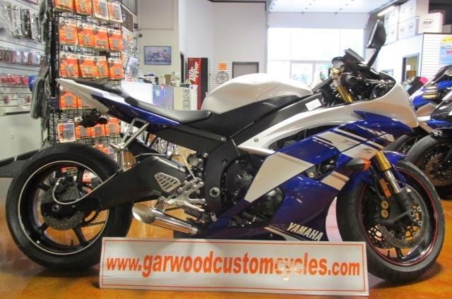 2010 Yamaha YZF-R6 in Lexington, North Carolina