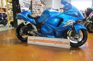 2013 Suzuki Hayabusa Limited Edition in Lexington, North Carolina - Photo 1