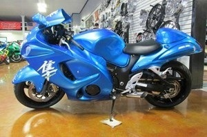 2013 Suzuki Hayabusa Limited Edition in Lexington, North Carolina - Photo 2