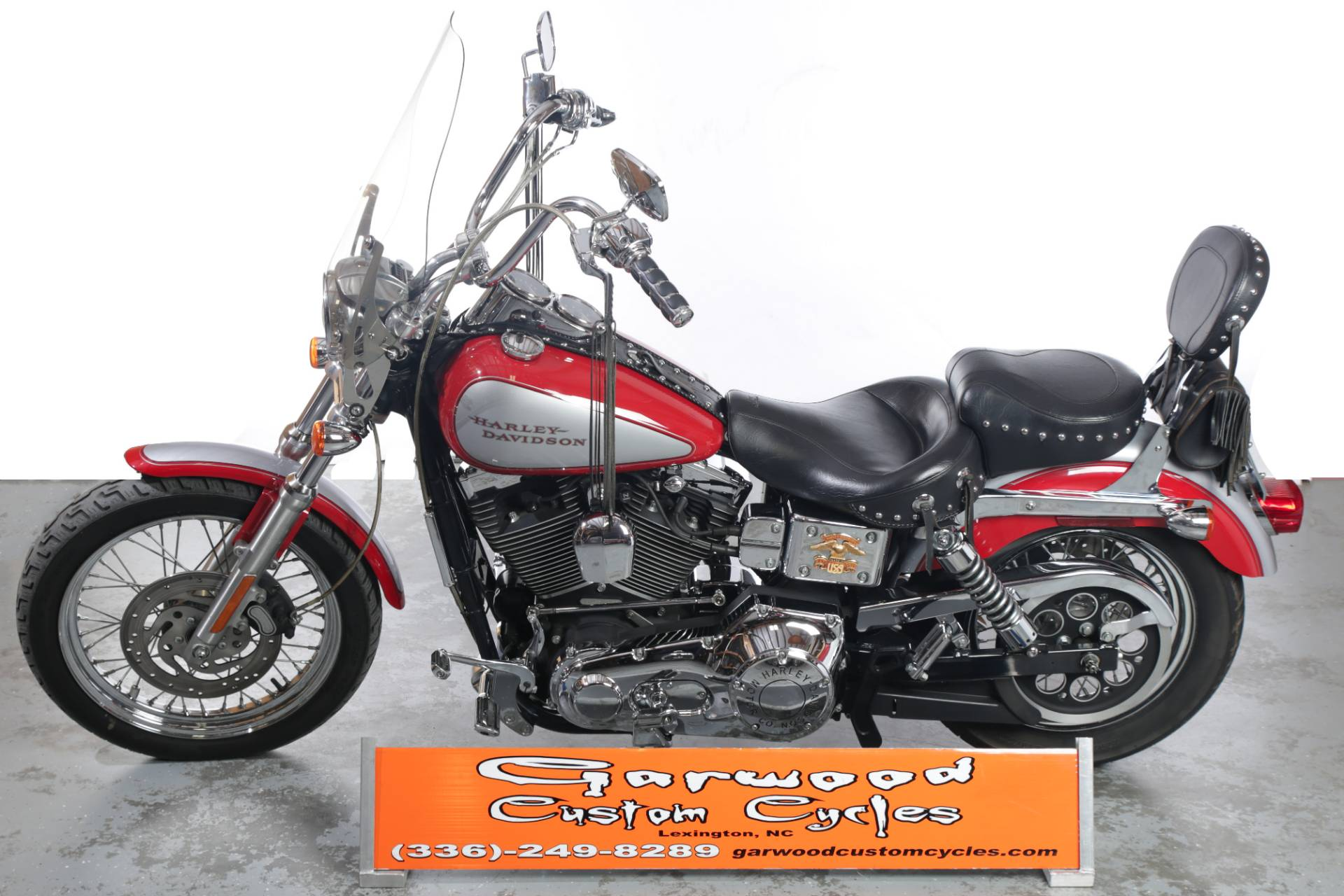 2002 Harley Davidson FXDL in Lexington, North Carolina