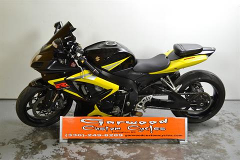 2006 Suzuki GSX-R750 in Lexington, North Carolina