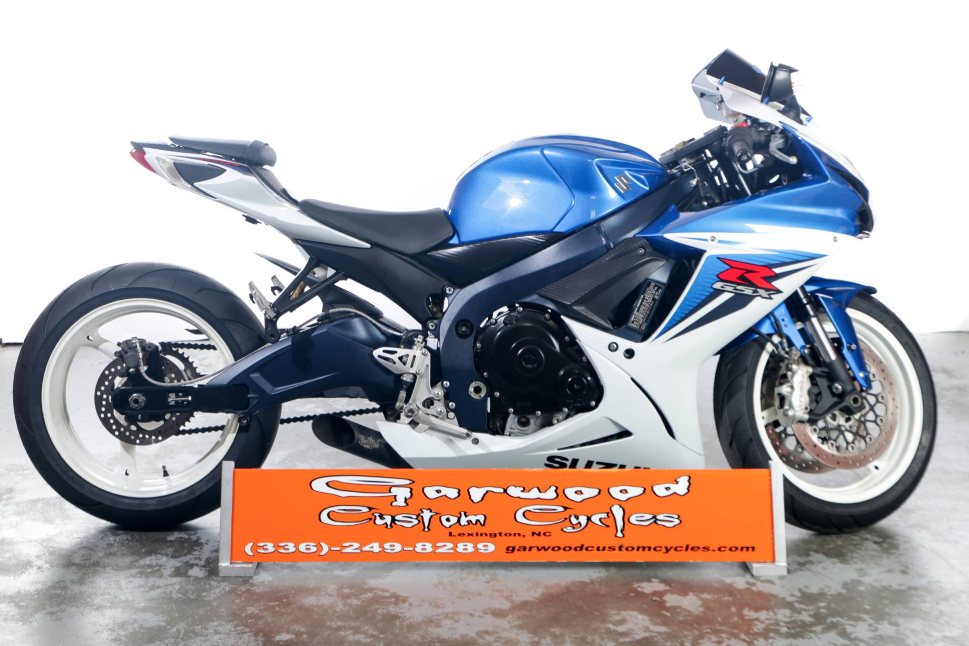 2011 Suzuki GSXR600 in Lexington, North Carolina - Photo 1