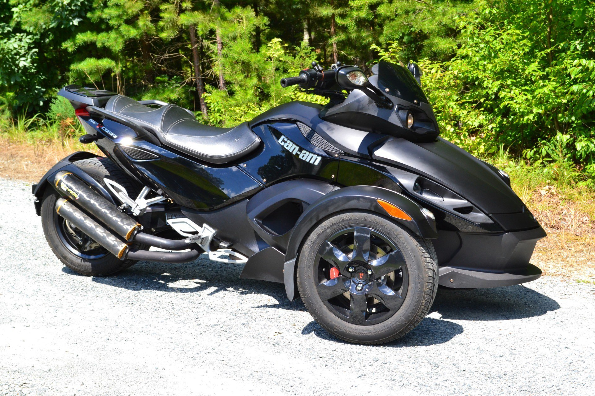 2009 Can-Am SPYDER SM5 in Lexington, North Carolina