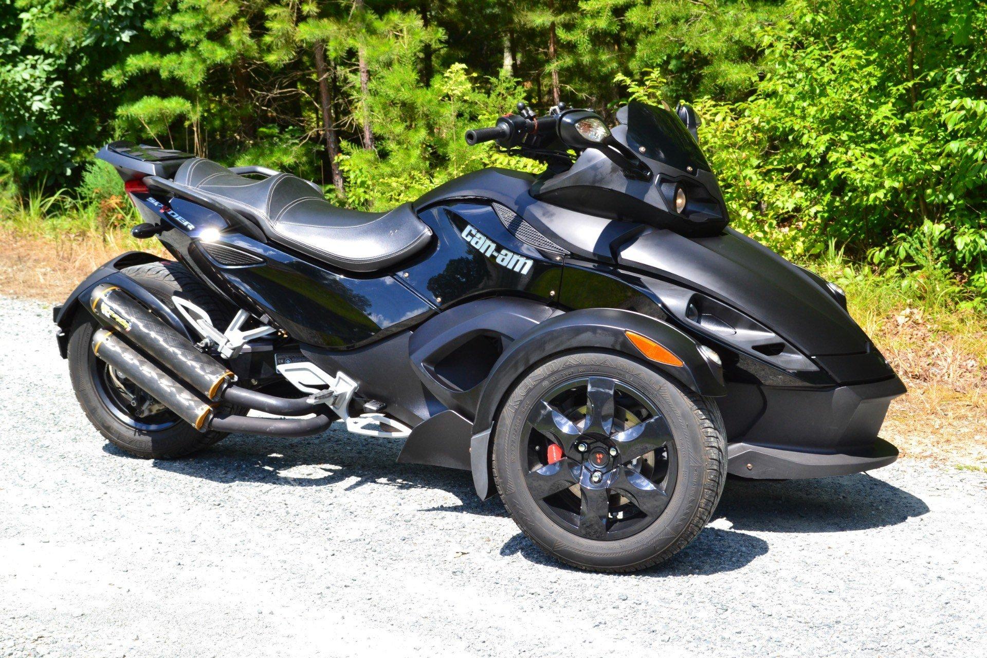 2009 Can Am SPYDER SM5 Motorcycles Lexington North Carolina