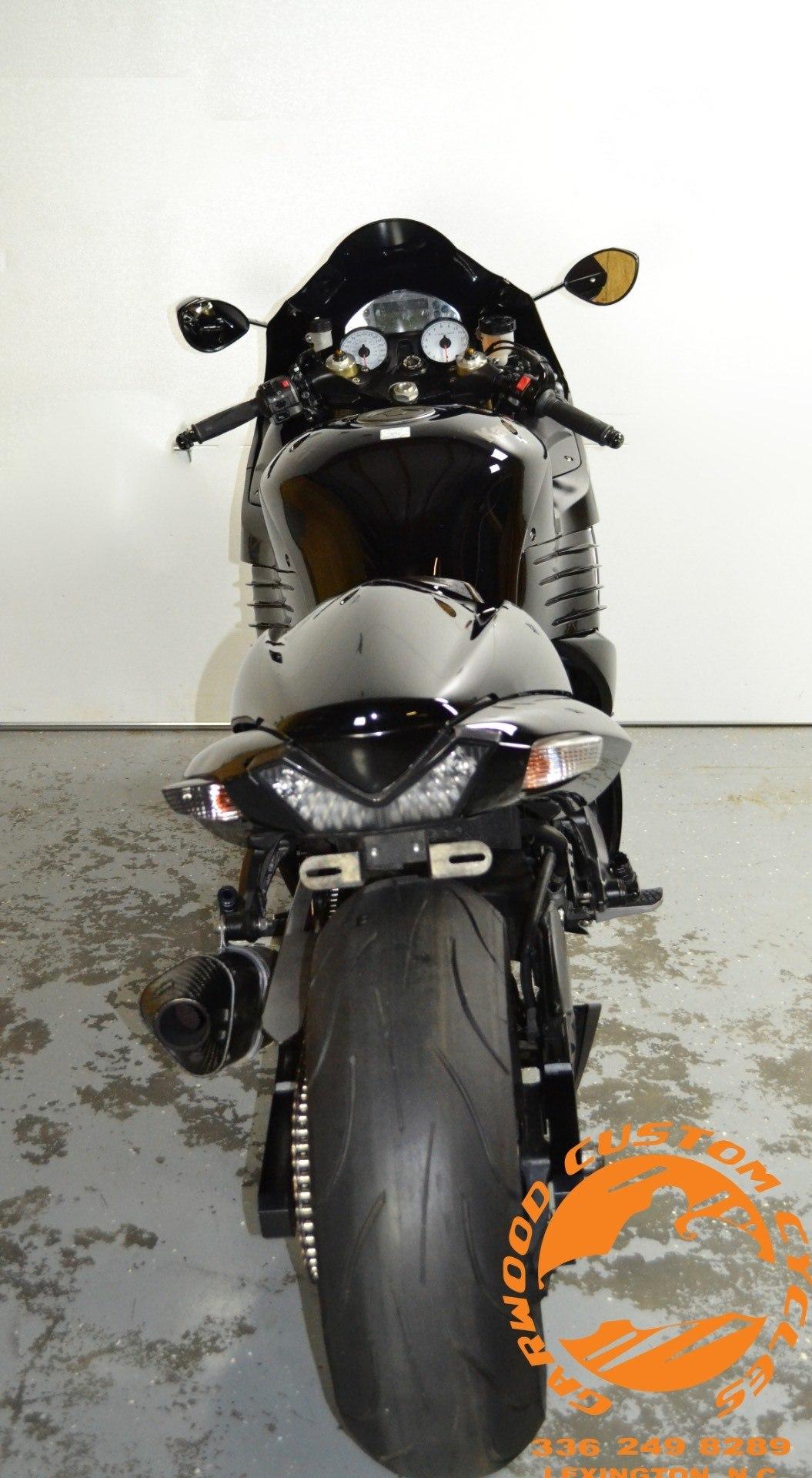 2008 Kawasaki Ninja® ZX™-14 in Lexington, North Carolina