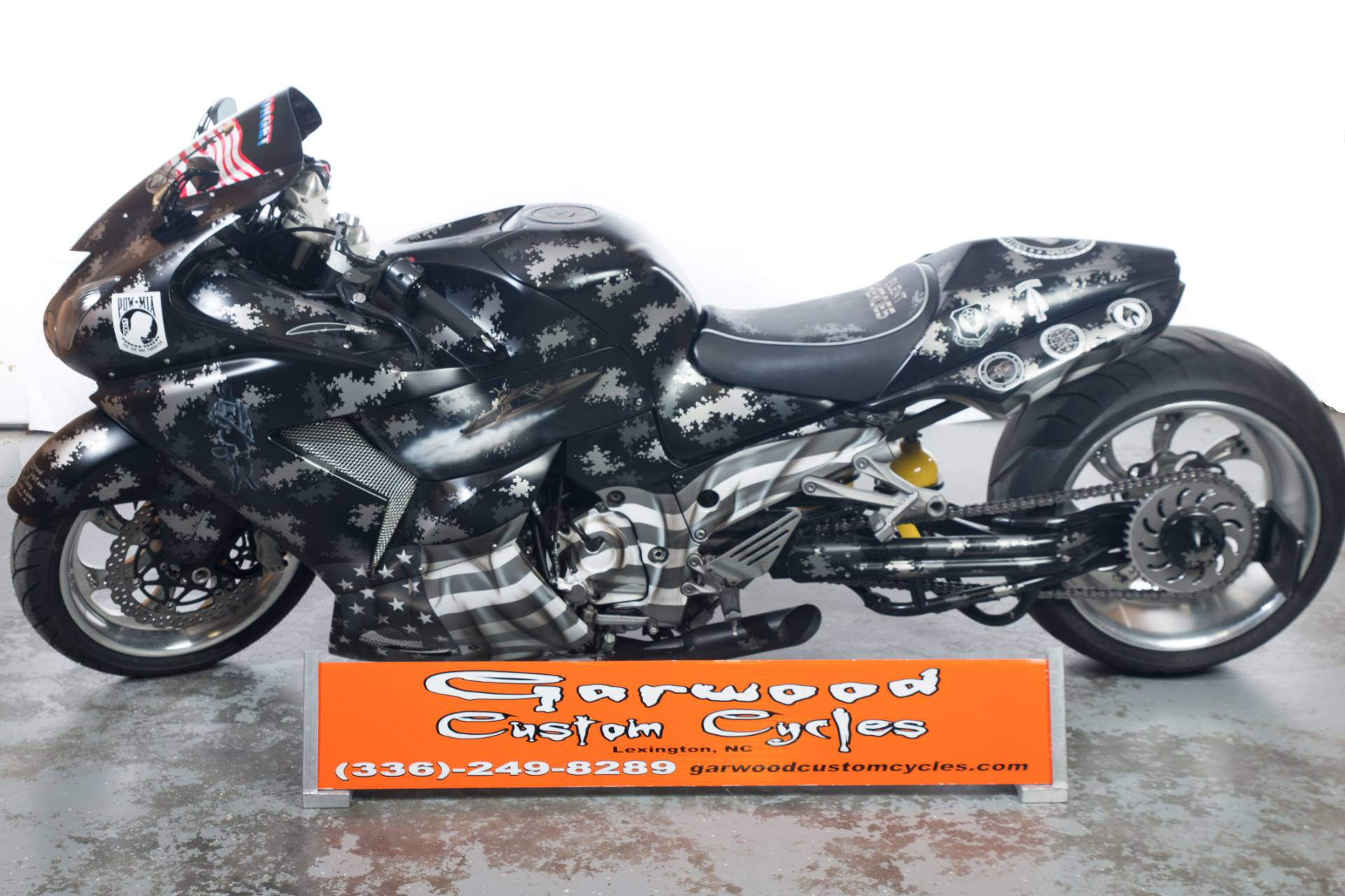 2010 Kawasaki NINJA ZX-14 in Lexington, North Carolina - Photo 5