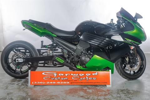2011 Kawasaki Ninja® ZX™-14 in Lexington, North Carolina