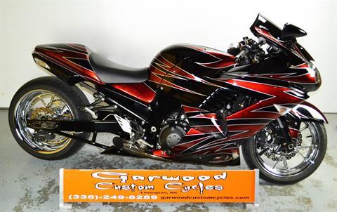 2008 Kawasaki ZX-14 in Lexington, North Carolina