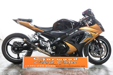 2008 Suzuki GSXR1000 in Lexington, North Carolina
