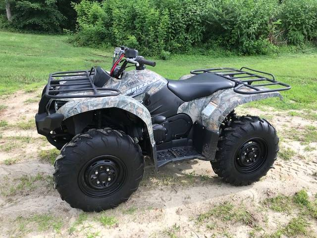 2014 Yamaha YFM450 GRIZZLY HUNTER in Lexington, North Carolina - Photo 1