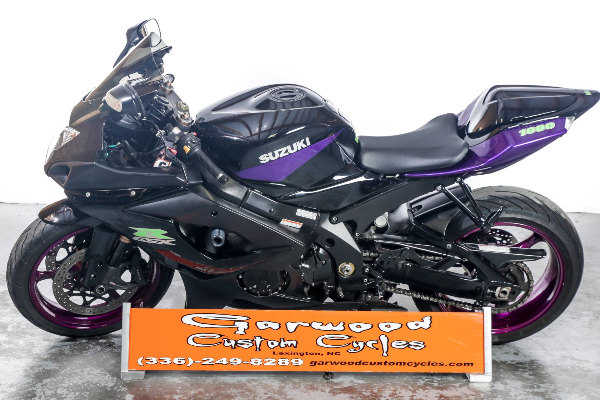 2005 Suzuki GSXR1000 in Lexington, North Carolina - Photo 5