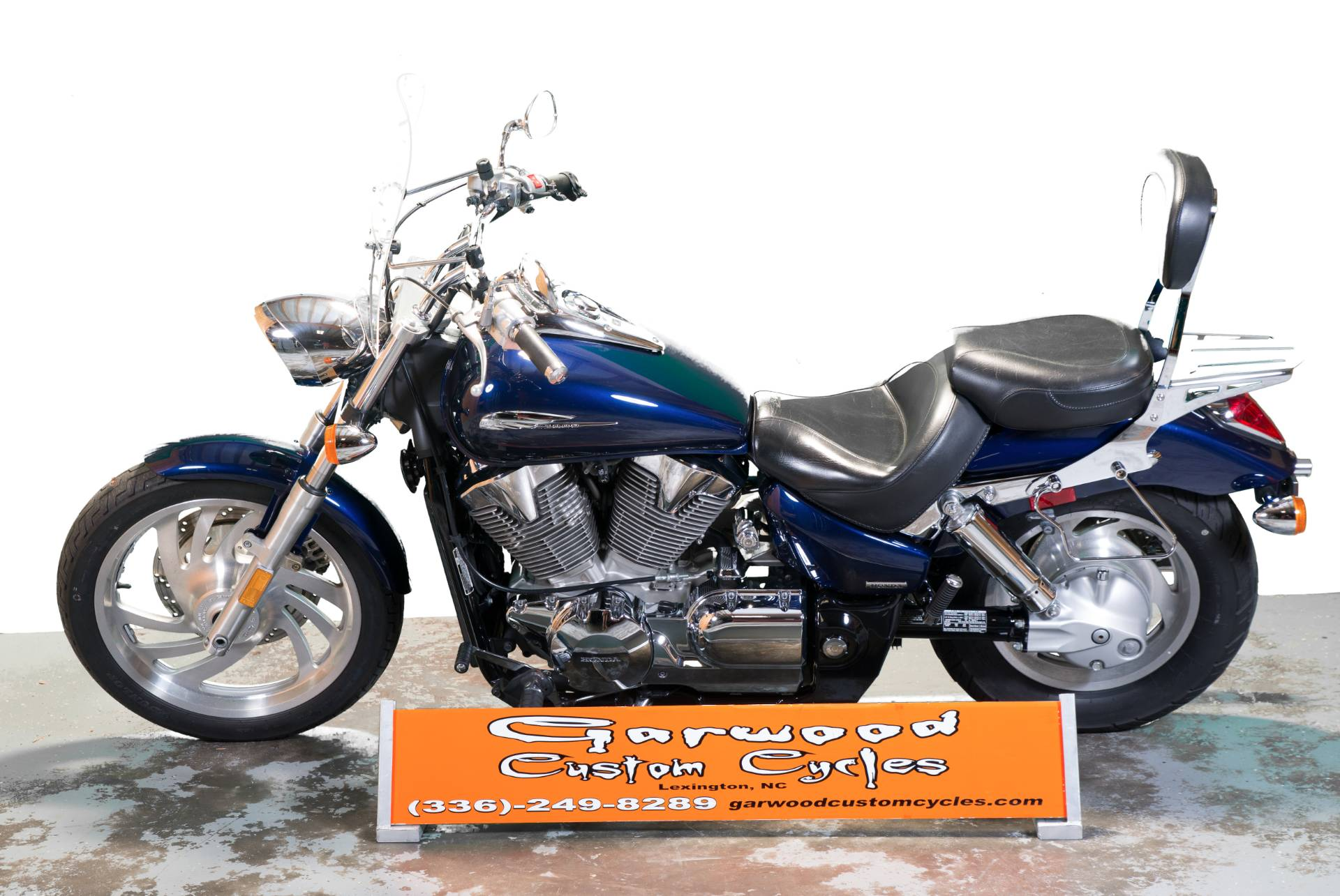 2007 Honda VTX1300 in Lexington, North Carolina - Photo 5