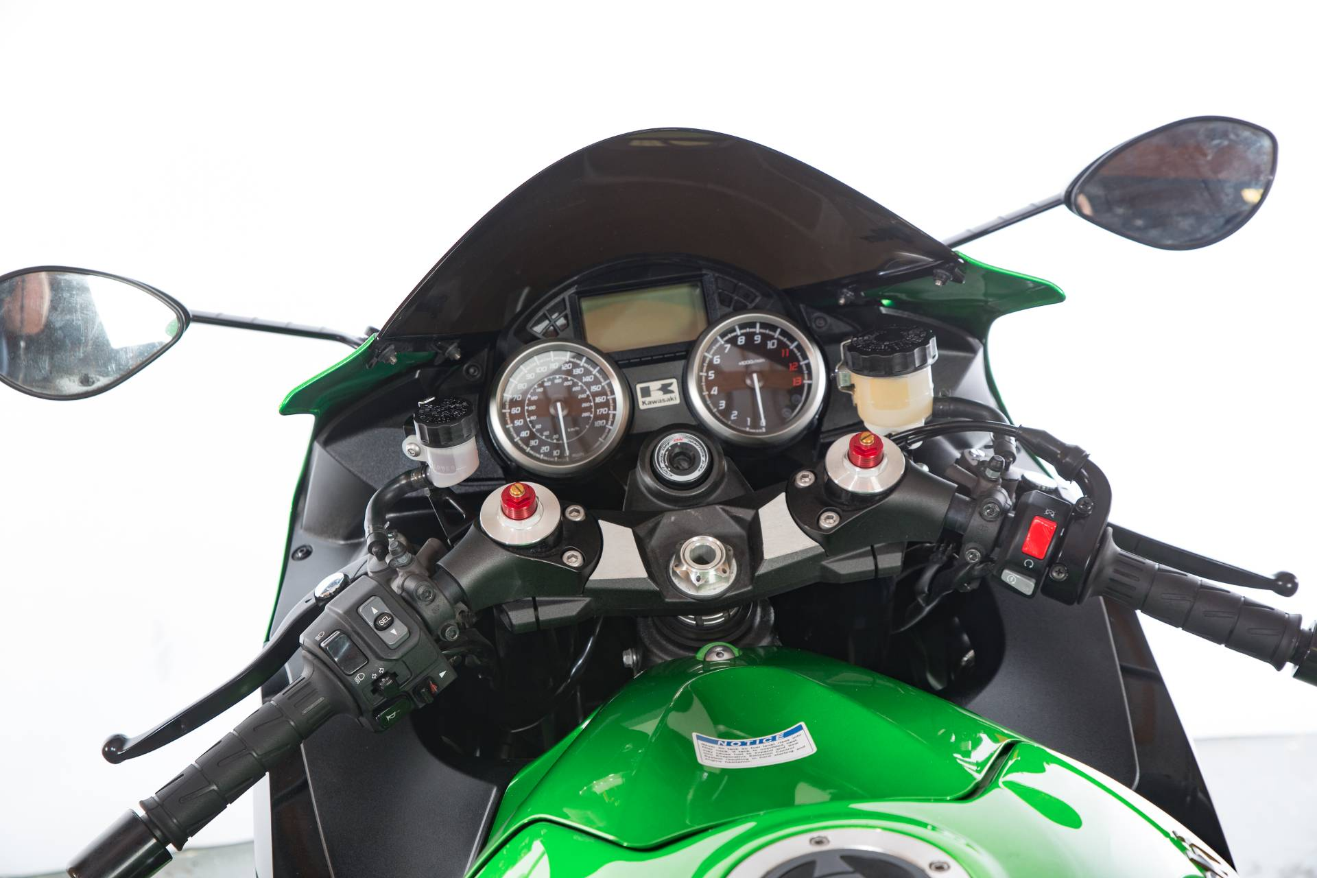 2014 Kawasaki ZX14 in Lexington, North Carolina