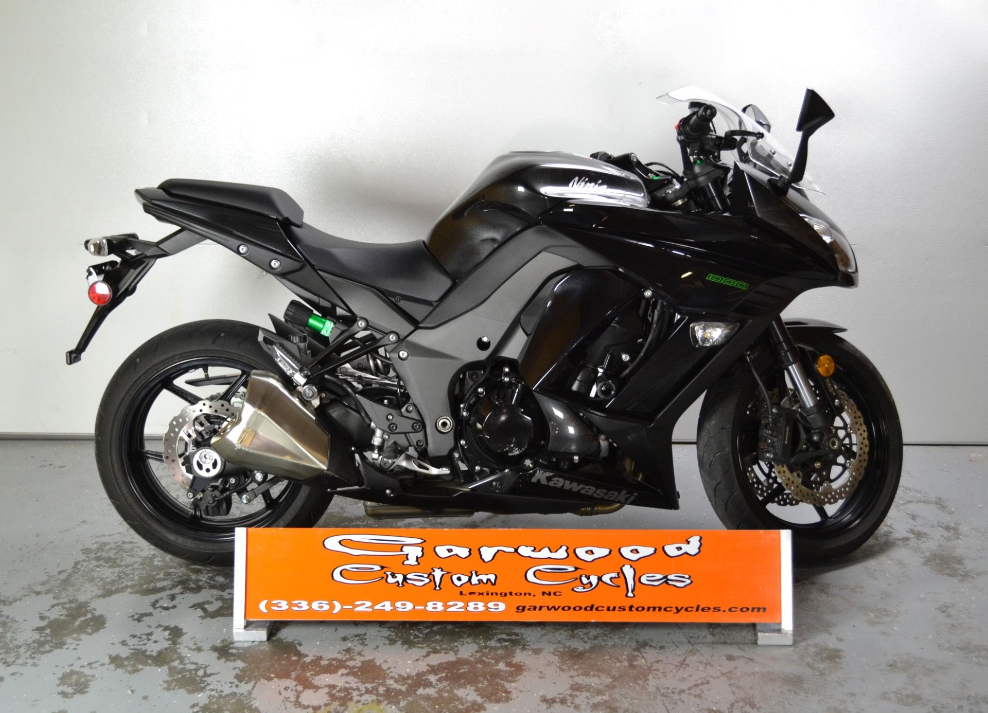 2016 Kawasaki ZX-1000 in Lexington, North Carolina