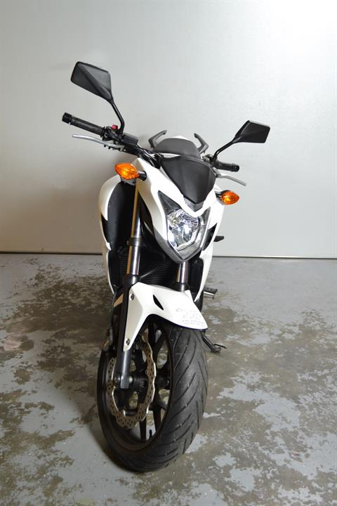 2013 Honda CB-500F in Lexington, North Carolina