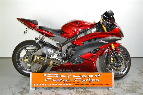 2007 Yamaha R-6 in Lexington, North Carolina
