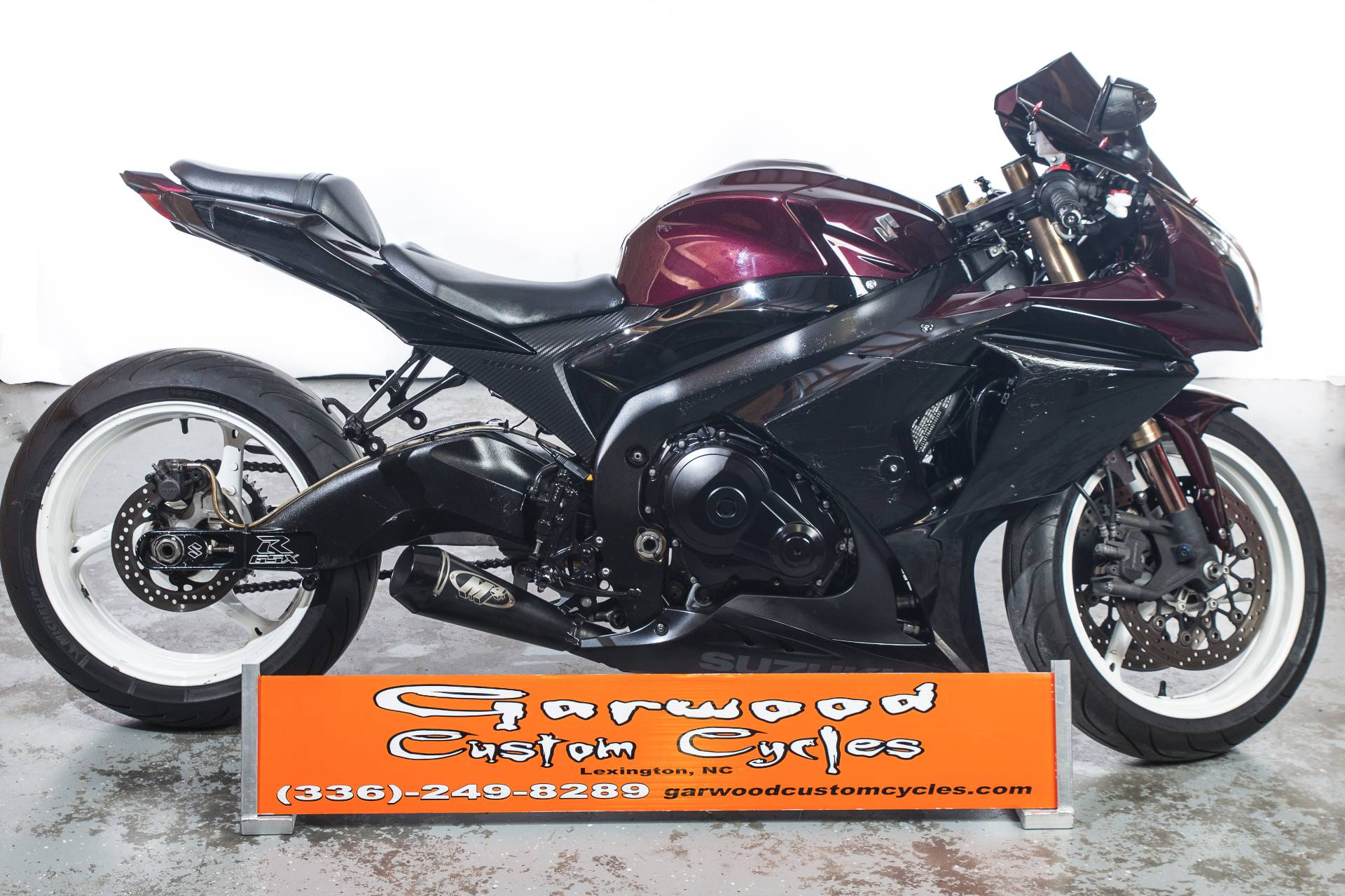 2009 Suzuki GSX-R 1000 in Lexington, North Carolina - Photo 1