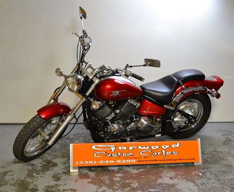 2007 Yamaha V-STAR in Lexington, North Carolina