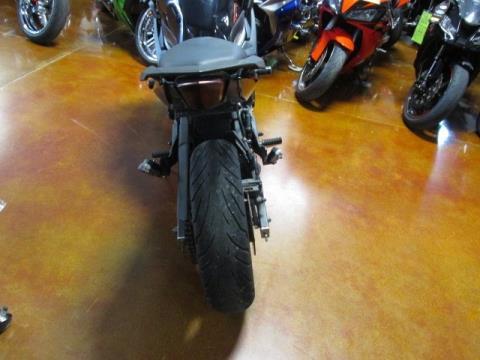 2011 Yamaha FZ-600 in Lexington, North Carolina