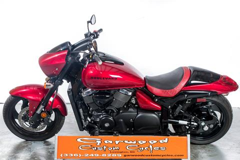 2016 Suzuki Boulevard M90 in Lexington, North Carolina - Photo 5