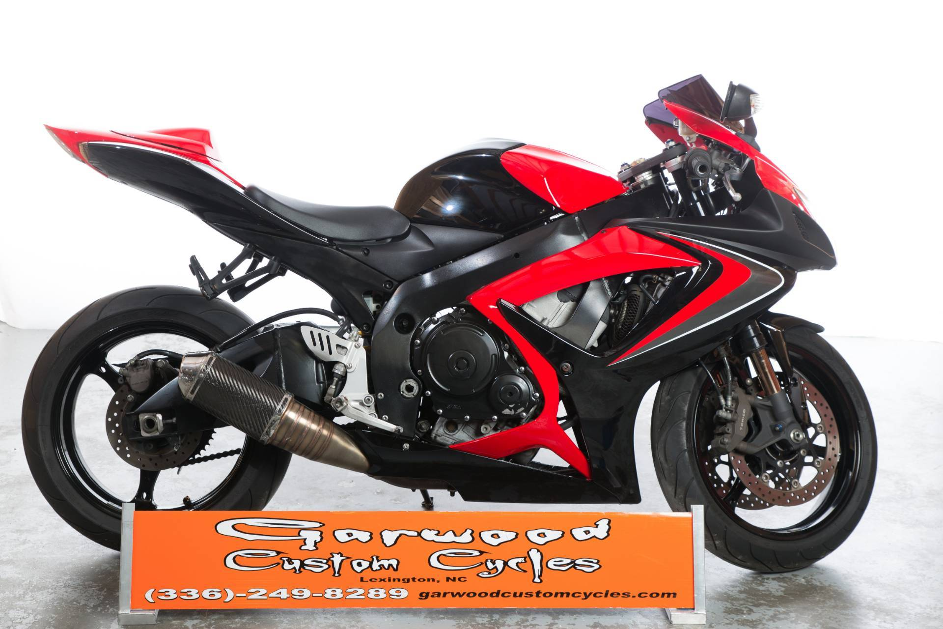 Used 2006 Suzuki GSXR600 Motorcycles in Lexington, NC | Stock Number ...