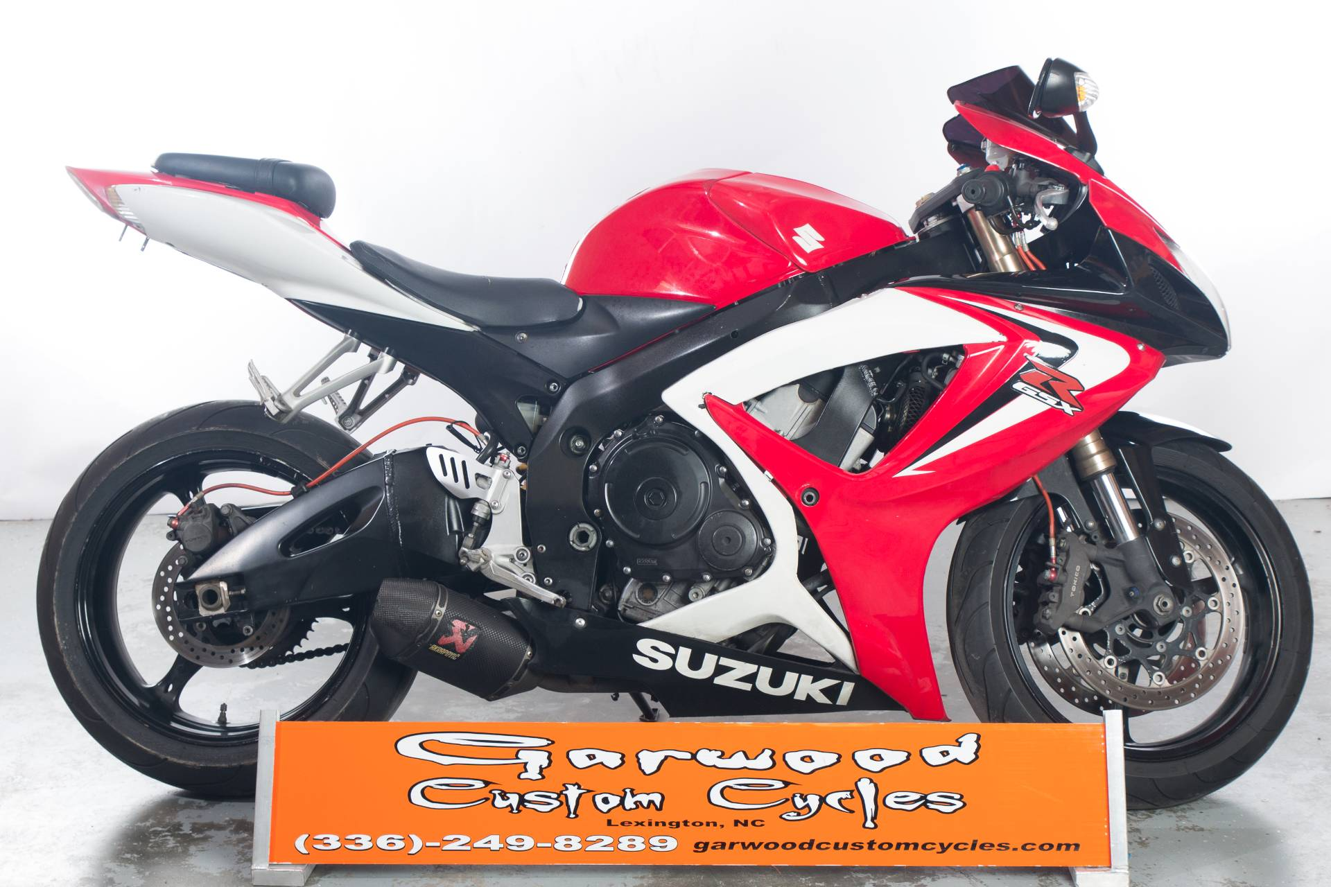 2006 Suzuki GSXR600 in Lexington, North Carolina - Photo 1