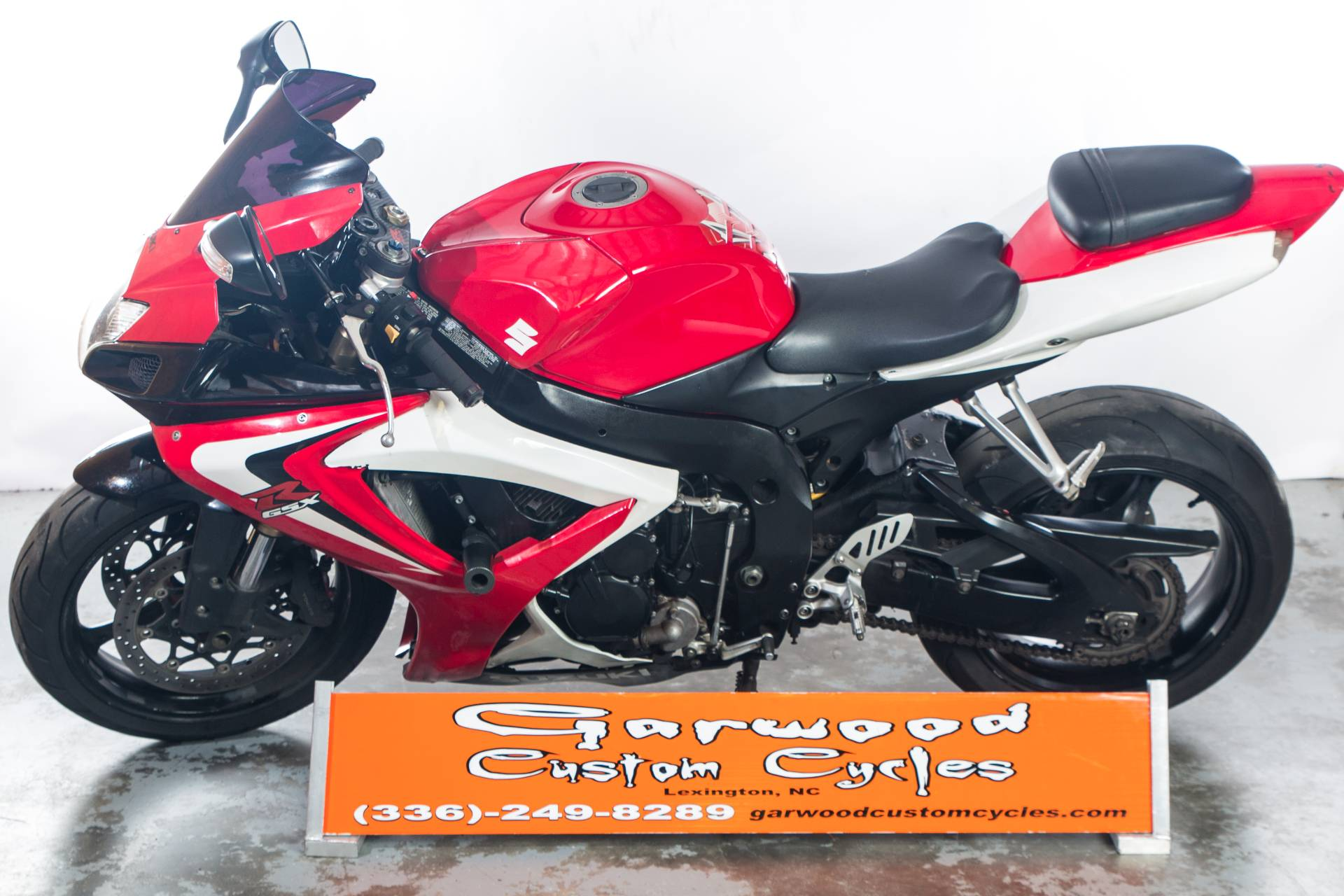 2006 Suzuki GSXR600 in Lexington, North Carolina - Photo 5
