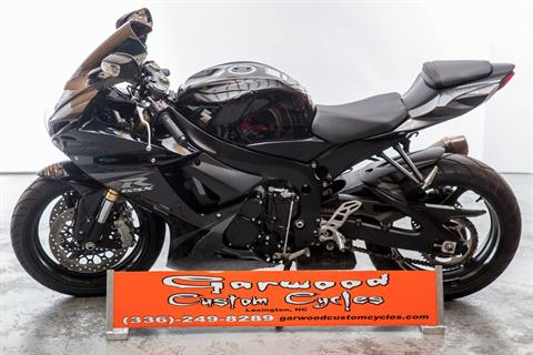 2013 Suzuki GSXR750 in Lexington, North Carolina