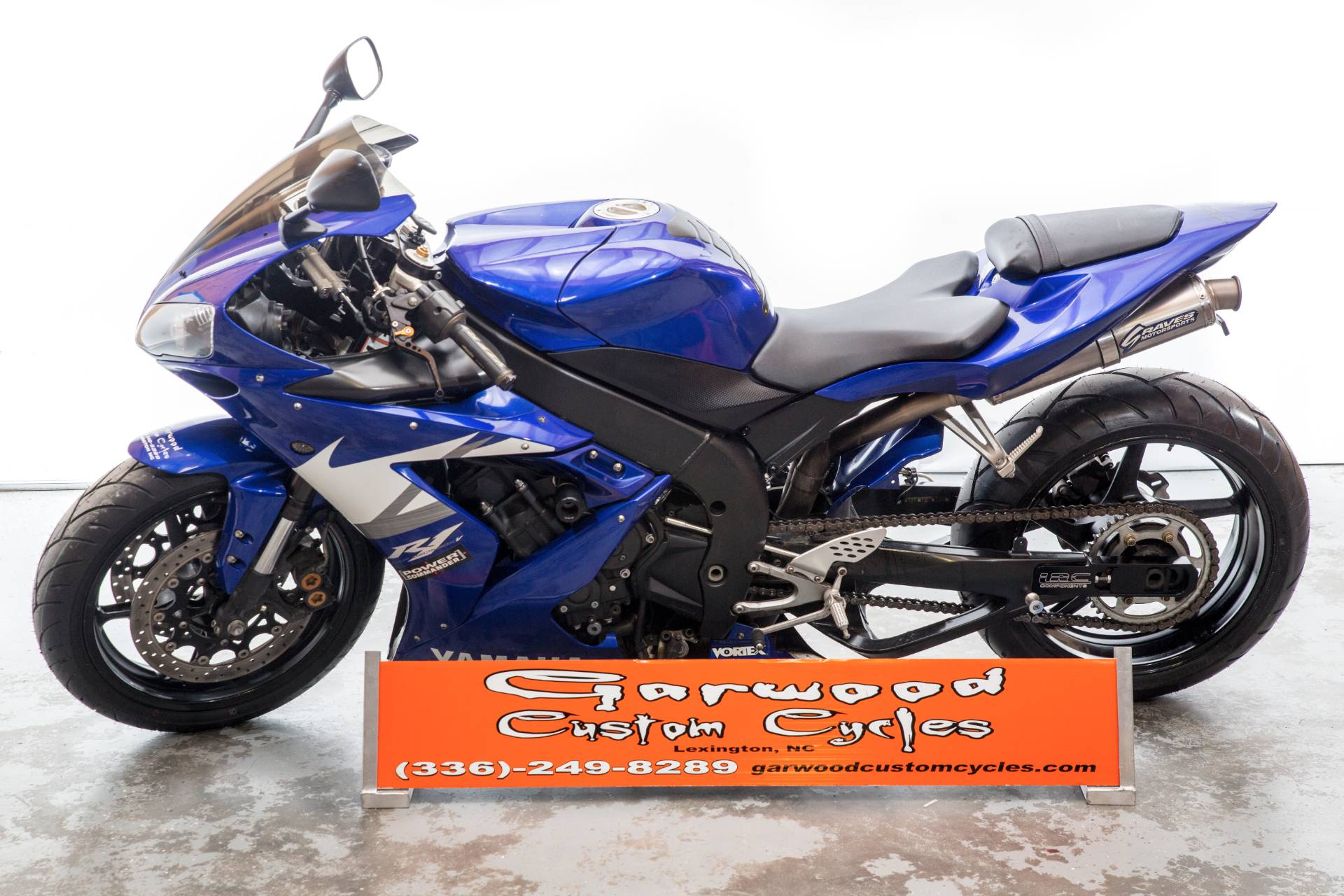 2005 Yamaha YZF-R1 in Lexington, North Carolina