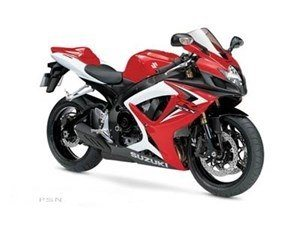 2007 Suzuki GSX-R600™ in Lexington, North Carolina - Photo 1