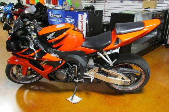 2006 Honda CBR®1000RR in Lexington, North Carolina
