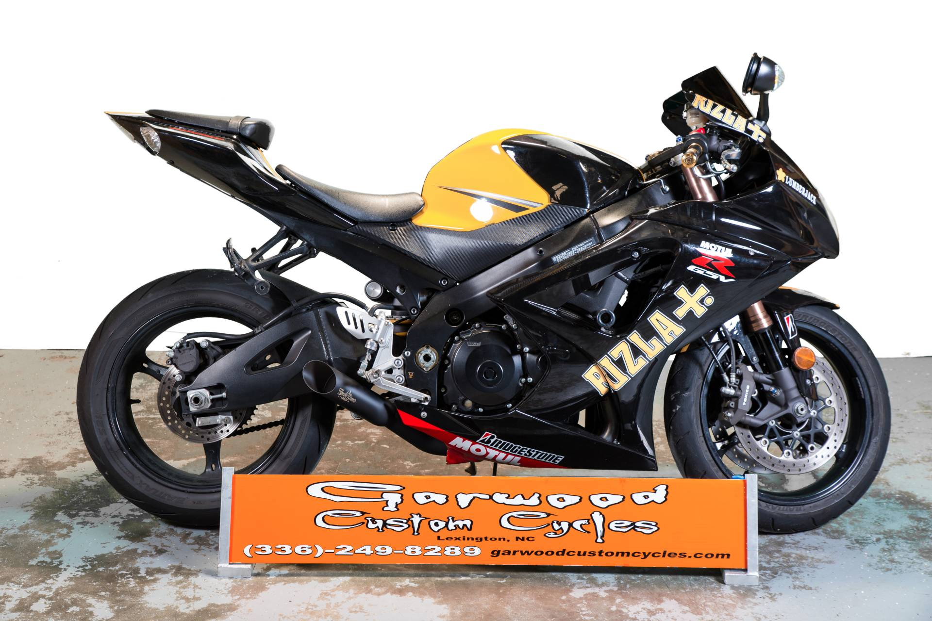 2007 Suzuki GSX-R1000 in Lexington, North Carolina - Photo 1