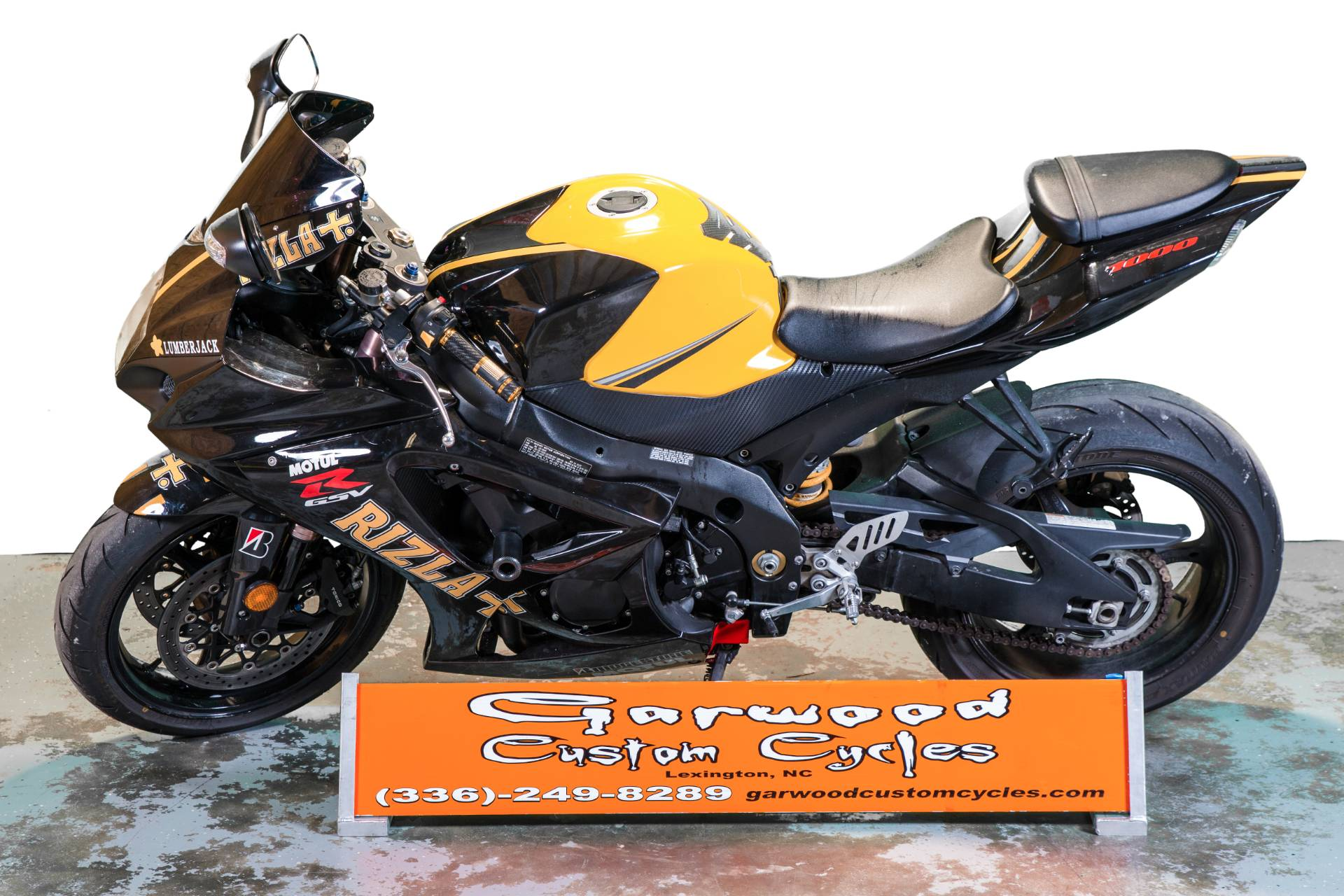 2007 Suzuki GSX-R1000 in Lexington, North Carolina - Photo 5